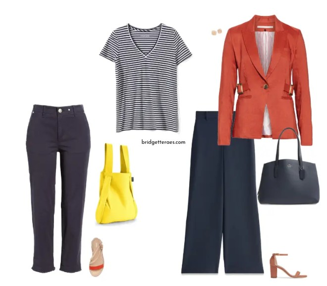 style a t-shirt multiple ways