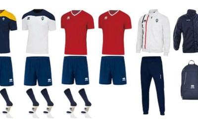 Bridgeview Soccer Academy Reveals New 2019/2020 Uniform Kits!
