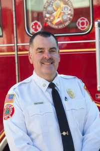 Rogers Announces Retirement as Chief of Bridgewater Fire Department