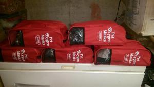 Bridgewater Residents Donate Pet Oxygen Masks