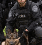 Bridgewater Police Mourn the Death of K-9 Dunaj