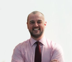 Jamie Jolly, commercial relationship development manager at Lancashire M...