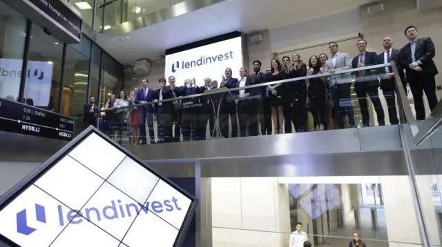 LendInvest LSE Market Open