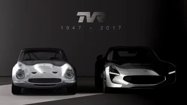 TVR new car launch