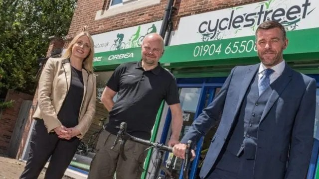 cycle street business loan