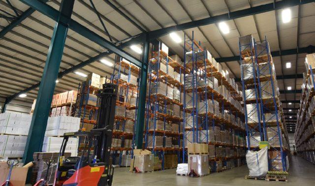 Warehouse Investec