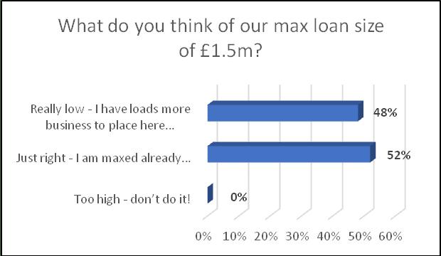 Aspen Bridging max loan graph