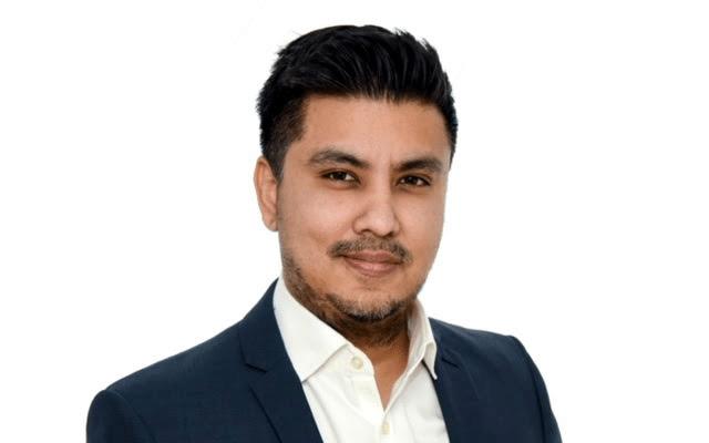 Shahrear Ahmed, Corporate Group Accountant at Fiduciam.