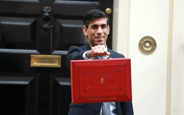 budget changes rishi sunak