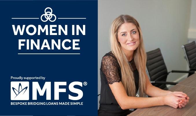 Annaliese Melvin Glenhawk women in finance