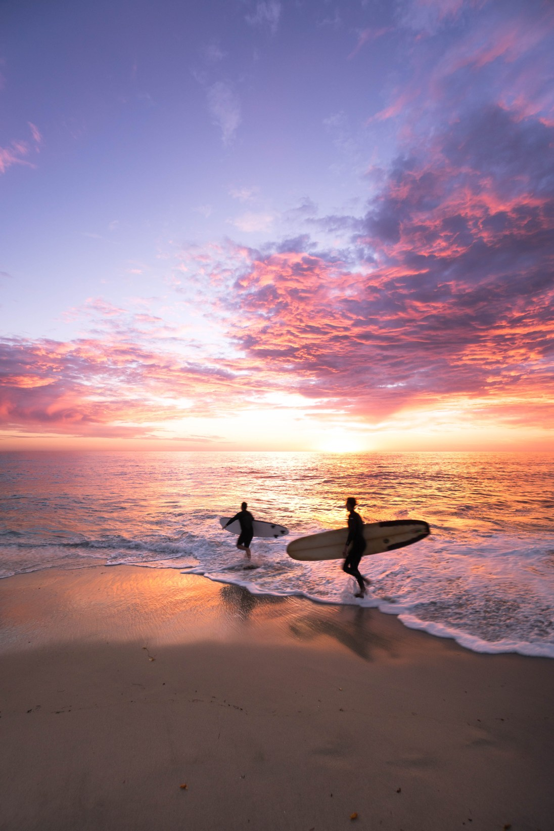 Stalking Surfers