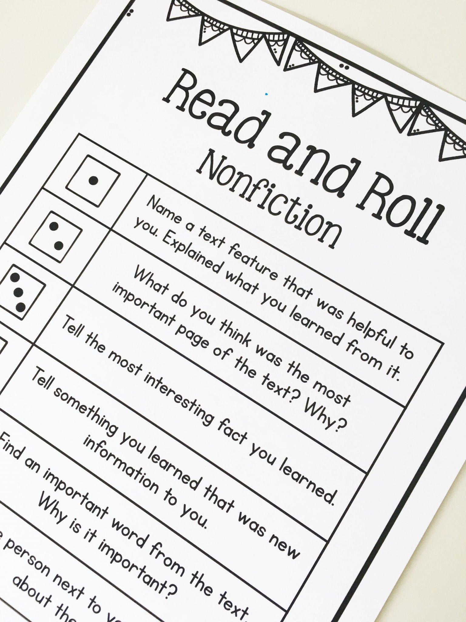 1st Grade Readiness Worksheets