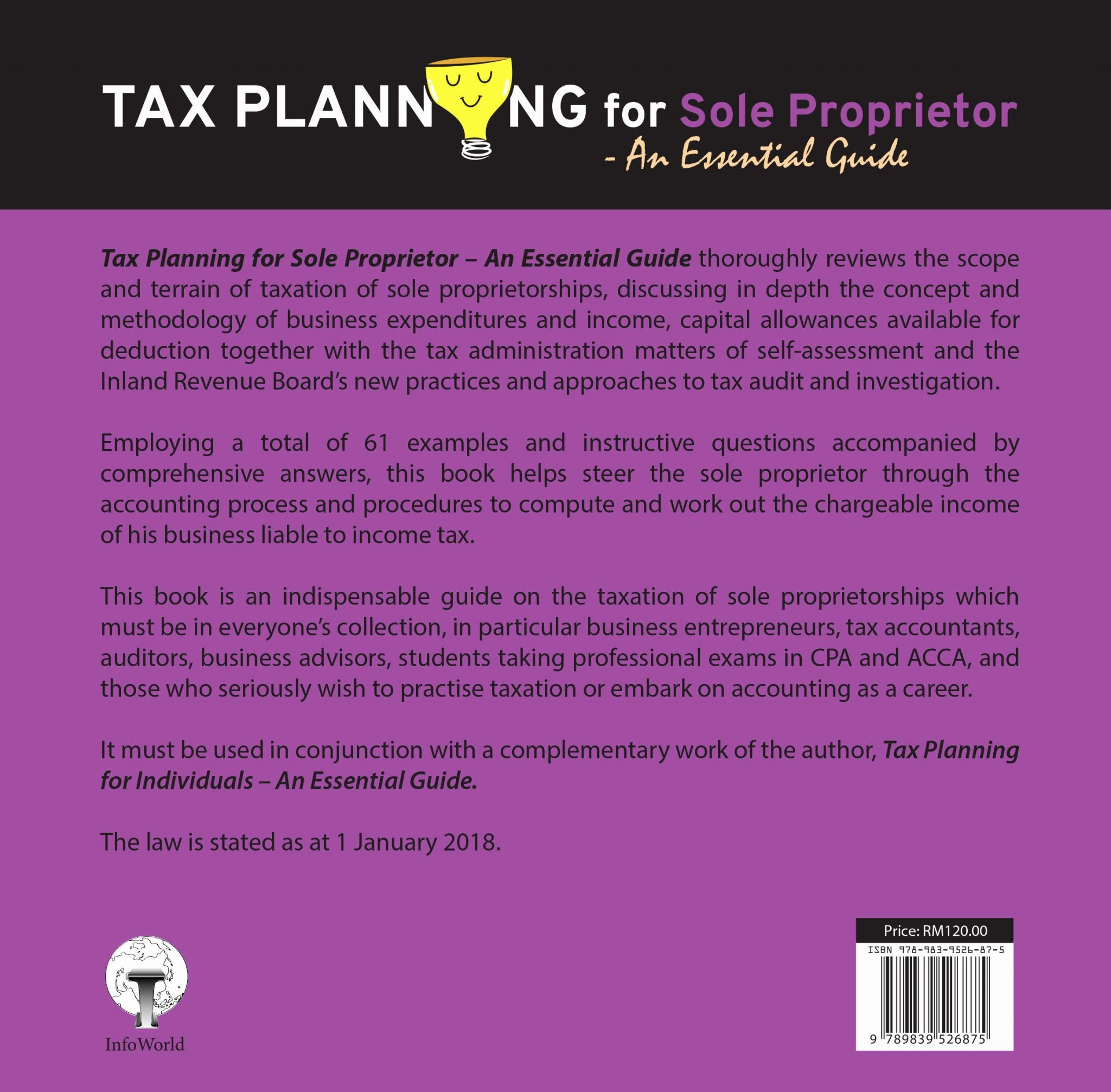 Self Employment Tax And Deduction Worksheet