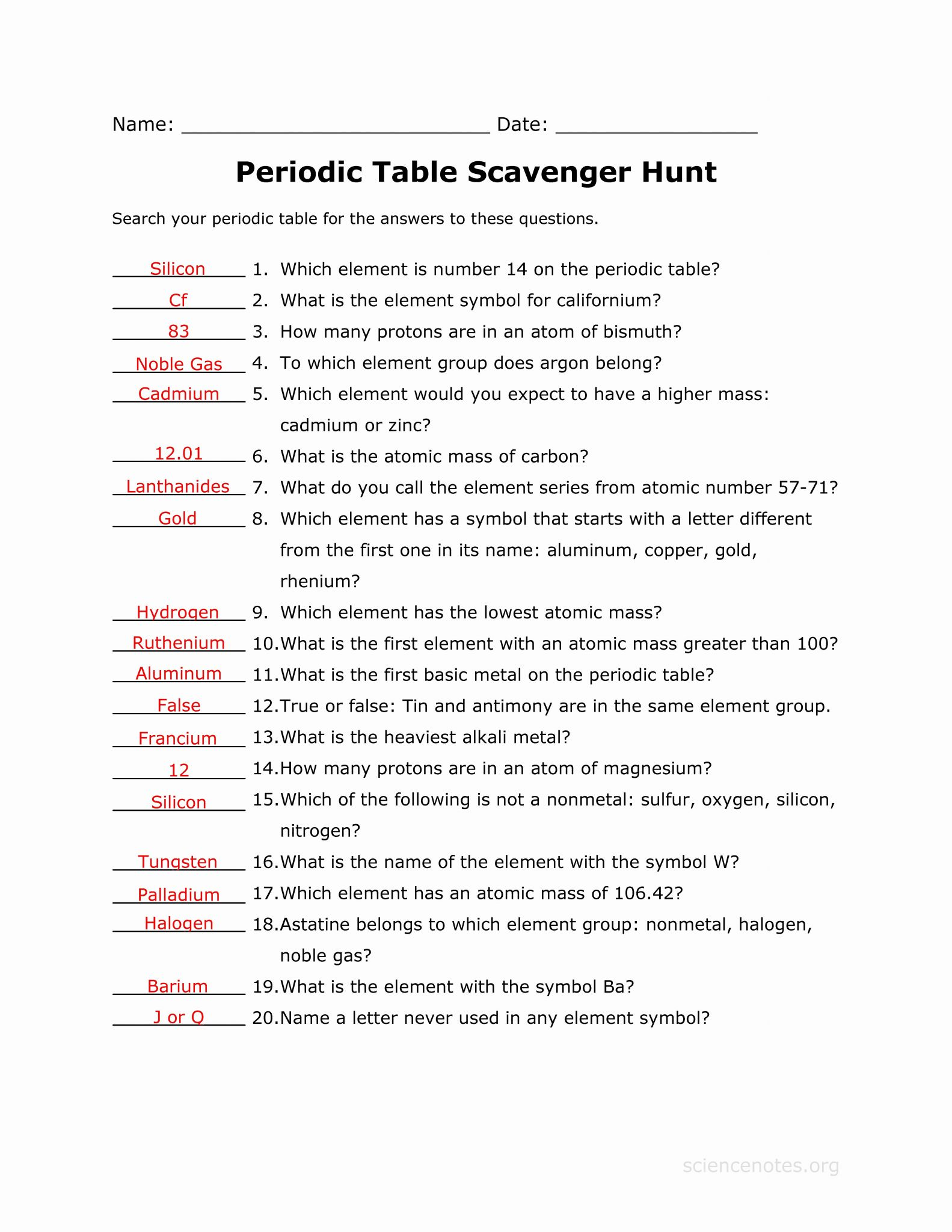 4th Reading Comprehension Worksheets