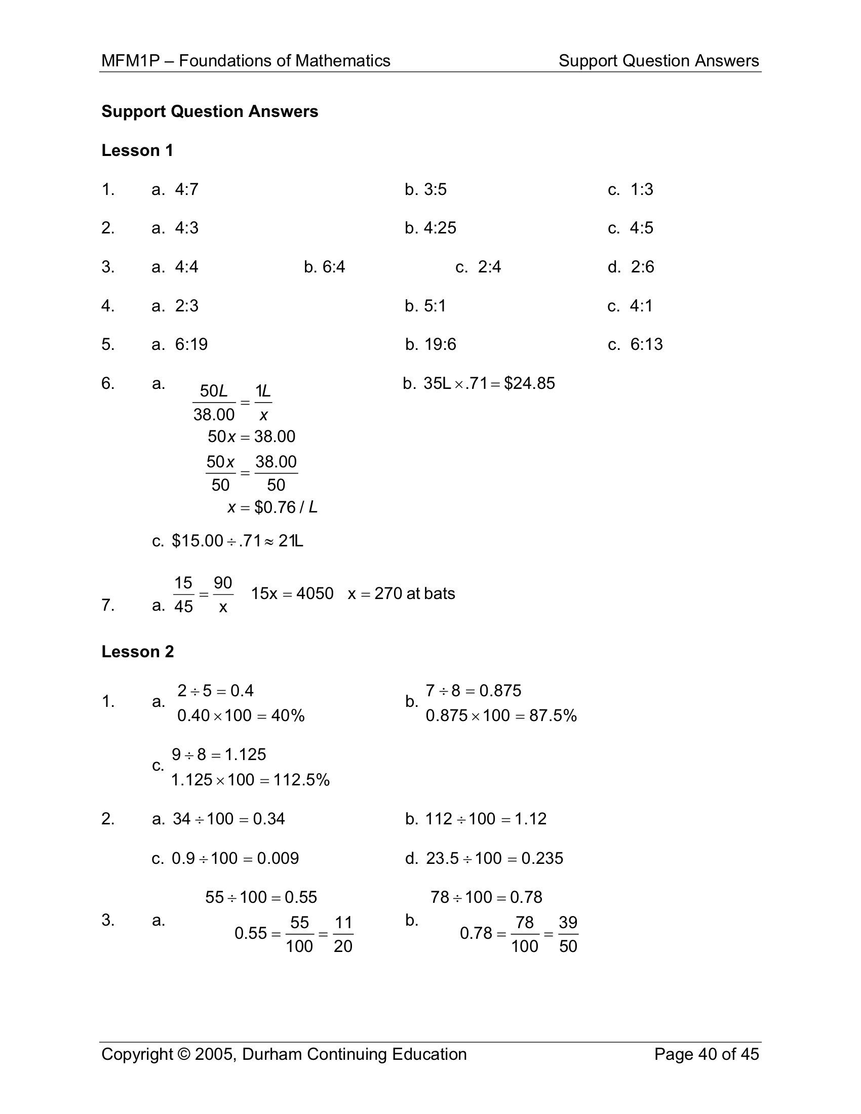 Addition Subtraction And Inequalities Worksheet
