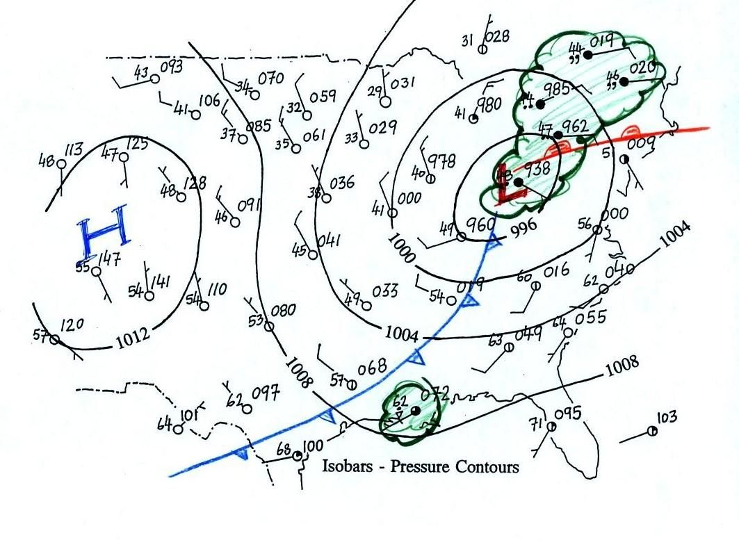 Air Masses And Fronts Worksheet Answer Key