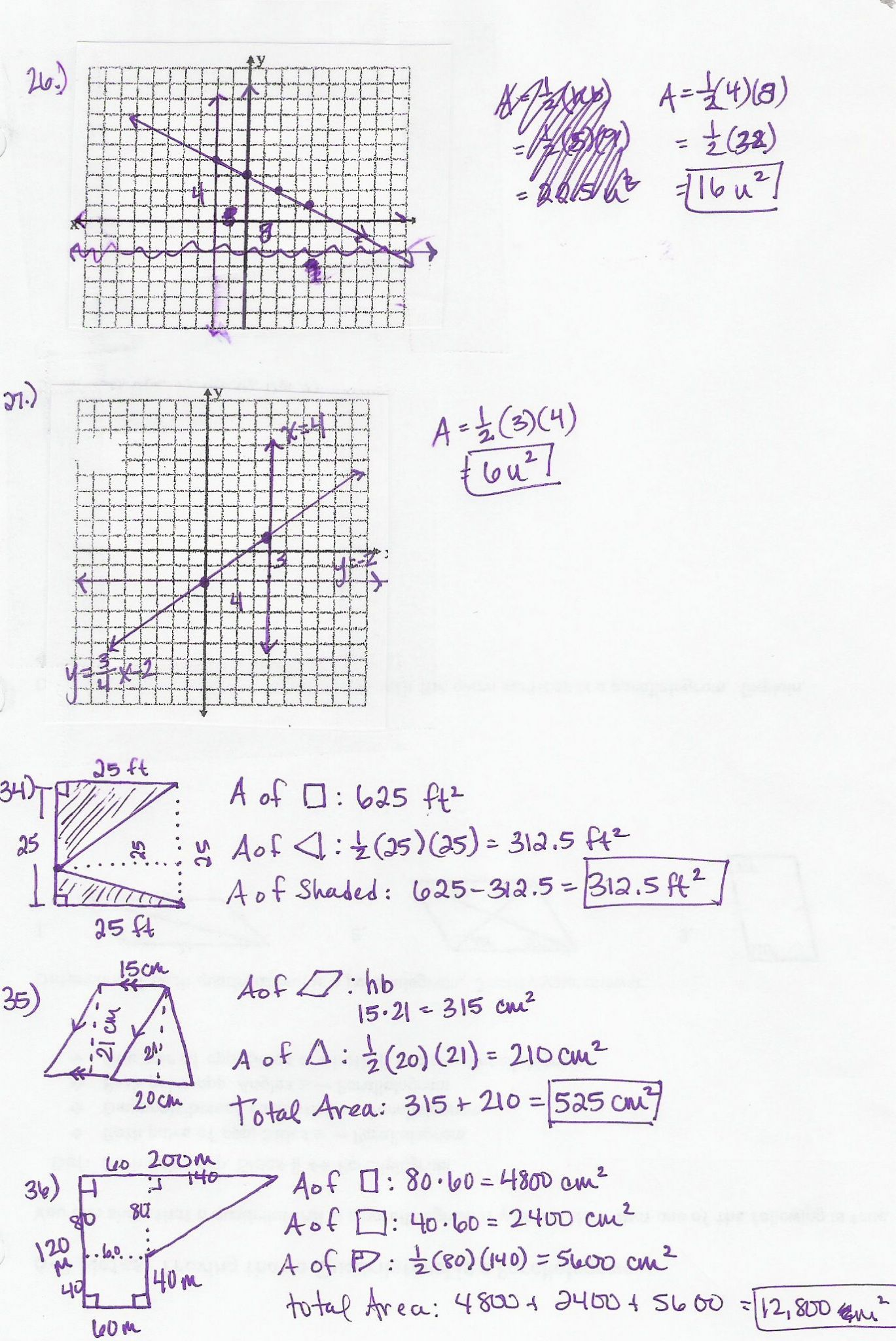 Algebra 1 Practice Worksheets