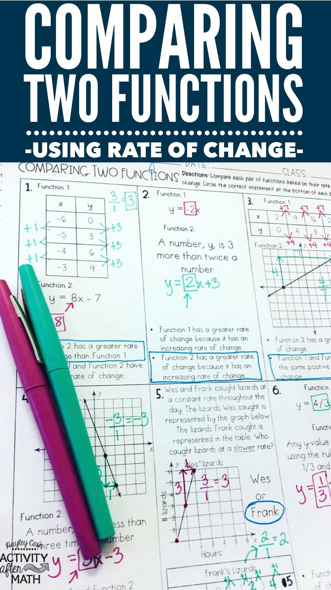 Algebra 2 Worksheet Answers