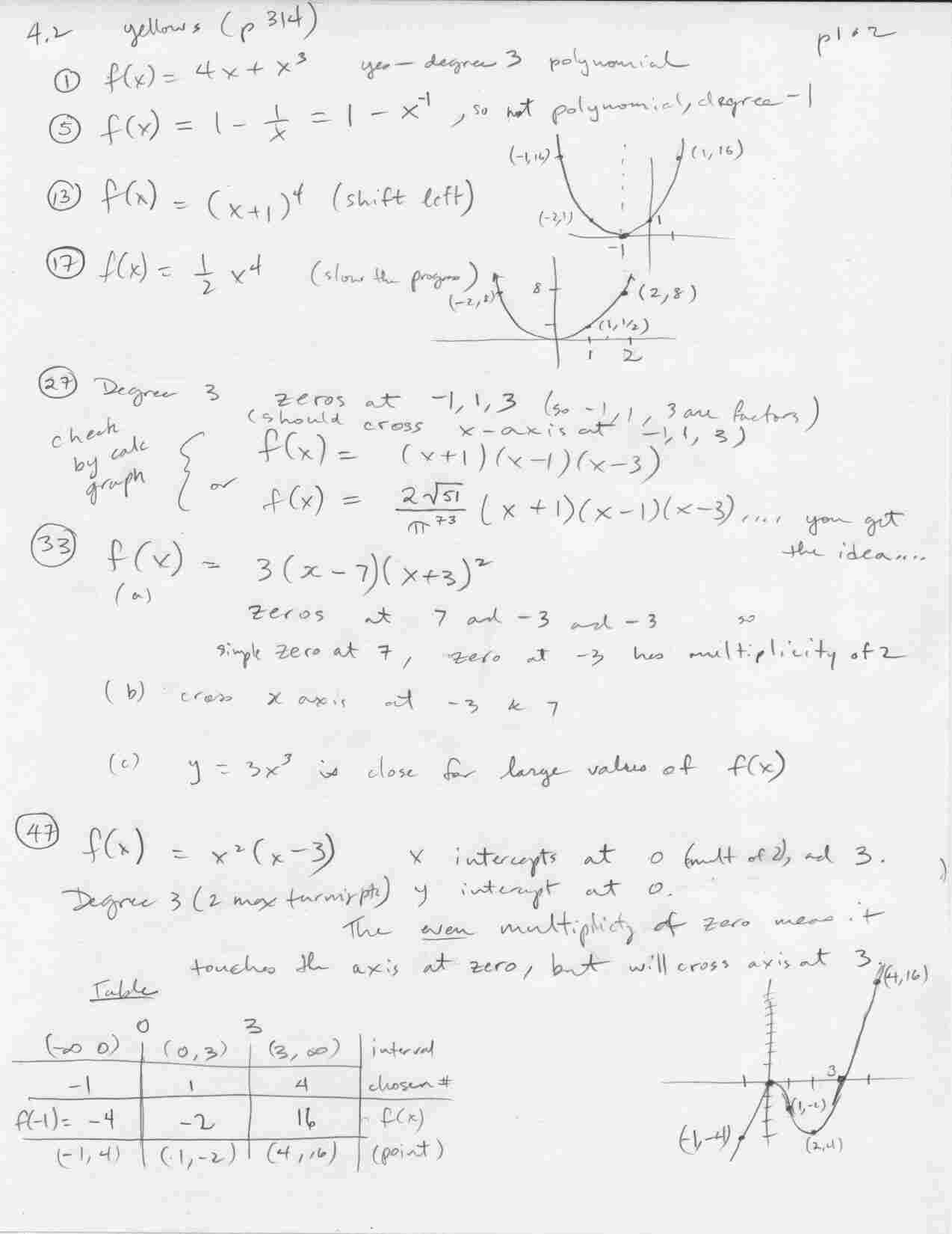 Algebra 3 4 Complex Numbers Worksheet Answers