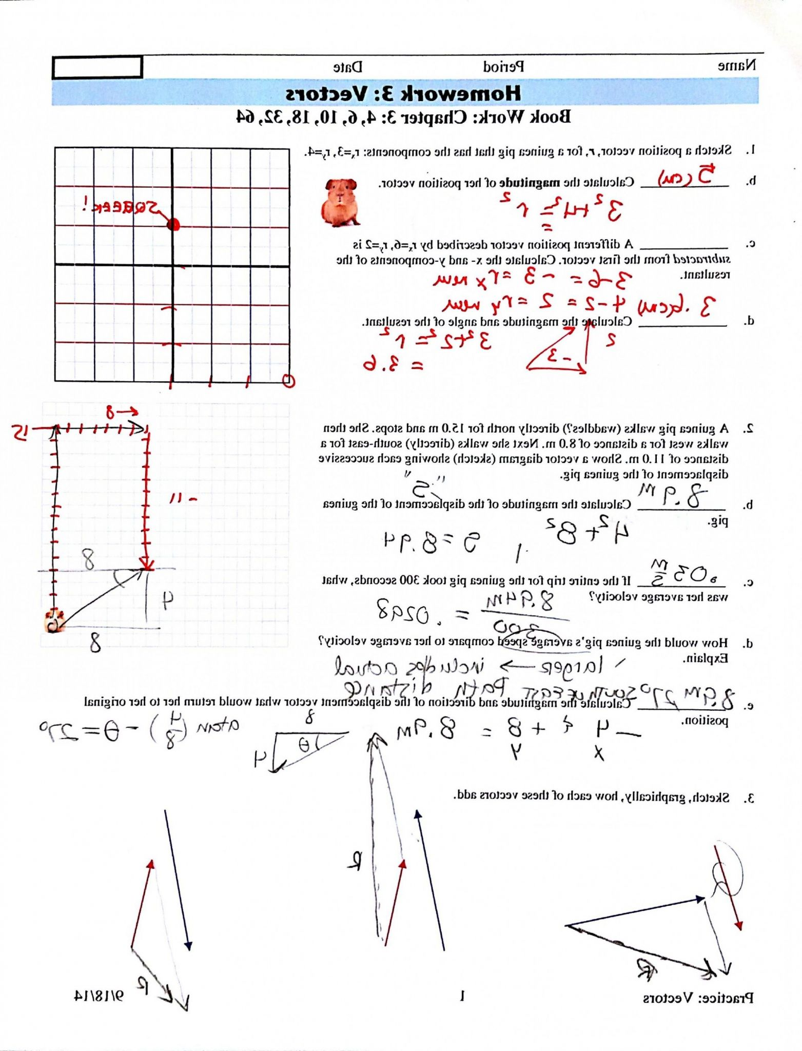 Trignometry Worksheet