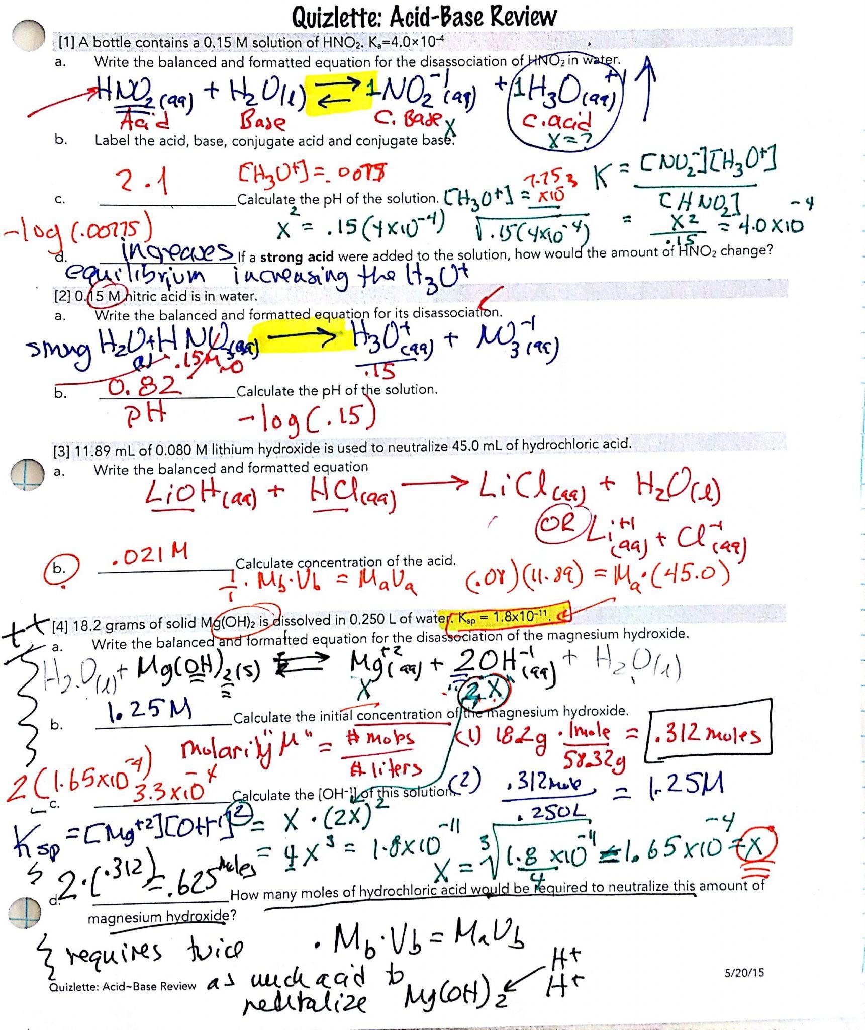 Average Atomic Mass Worksheet Show All Work Answer Key