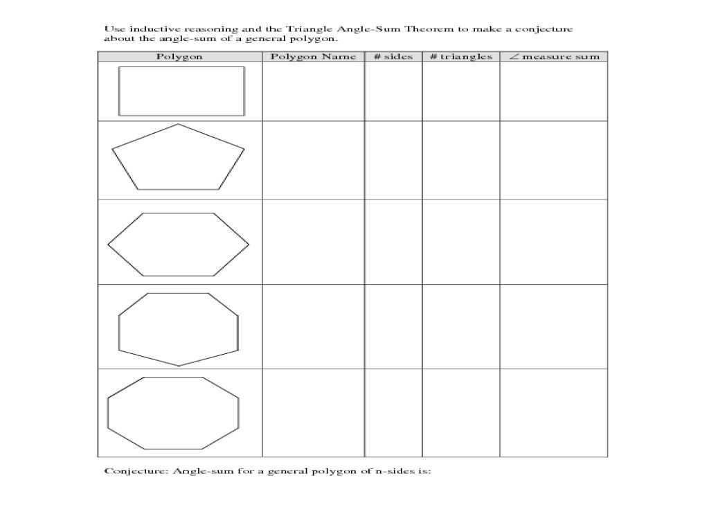 Carla S Sandwich Worksheets