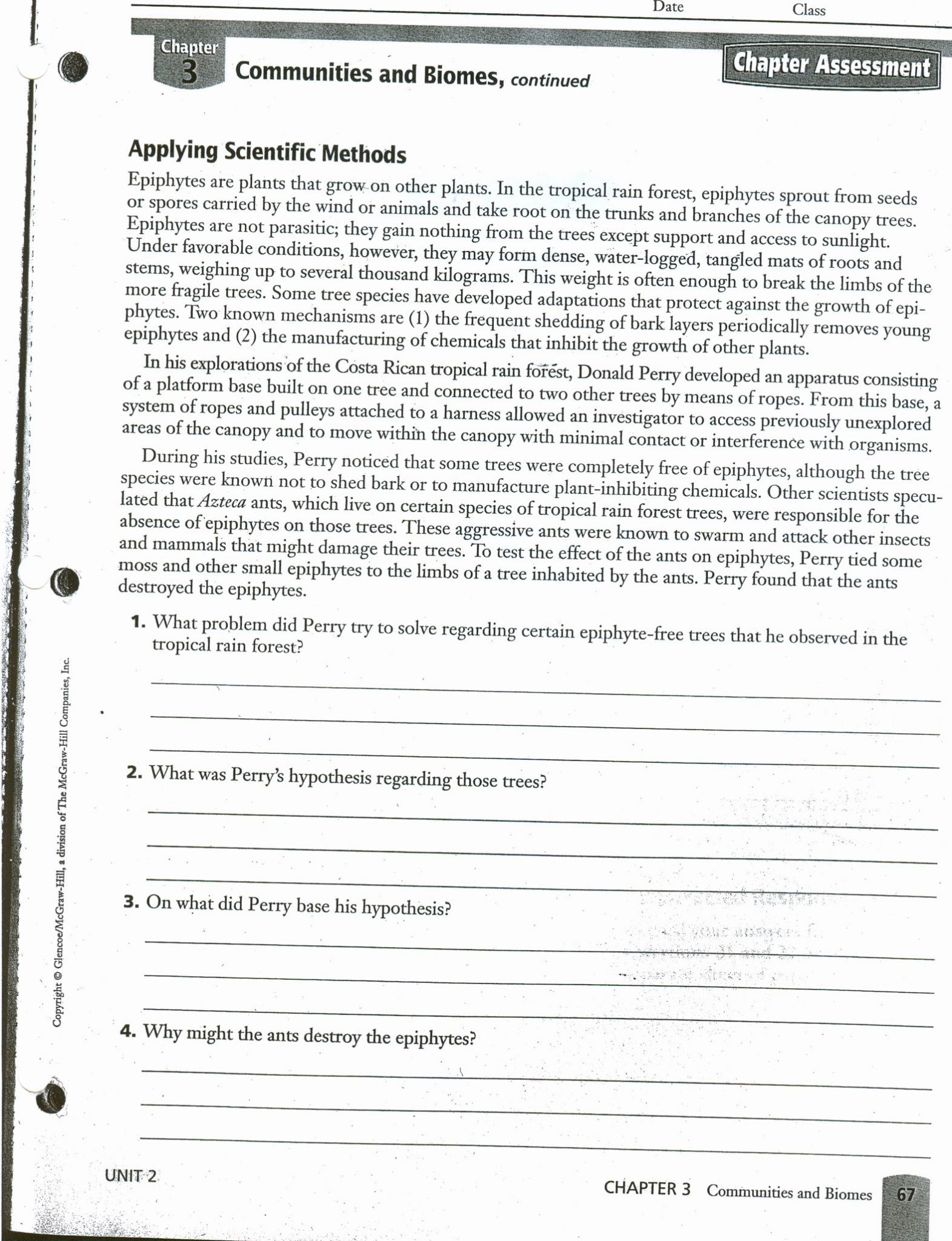 Printables Of Changing The Constitution Worksheet Answers