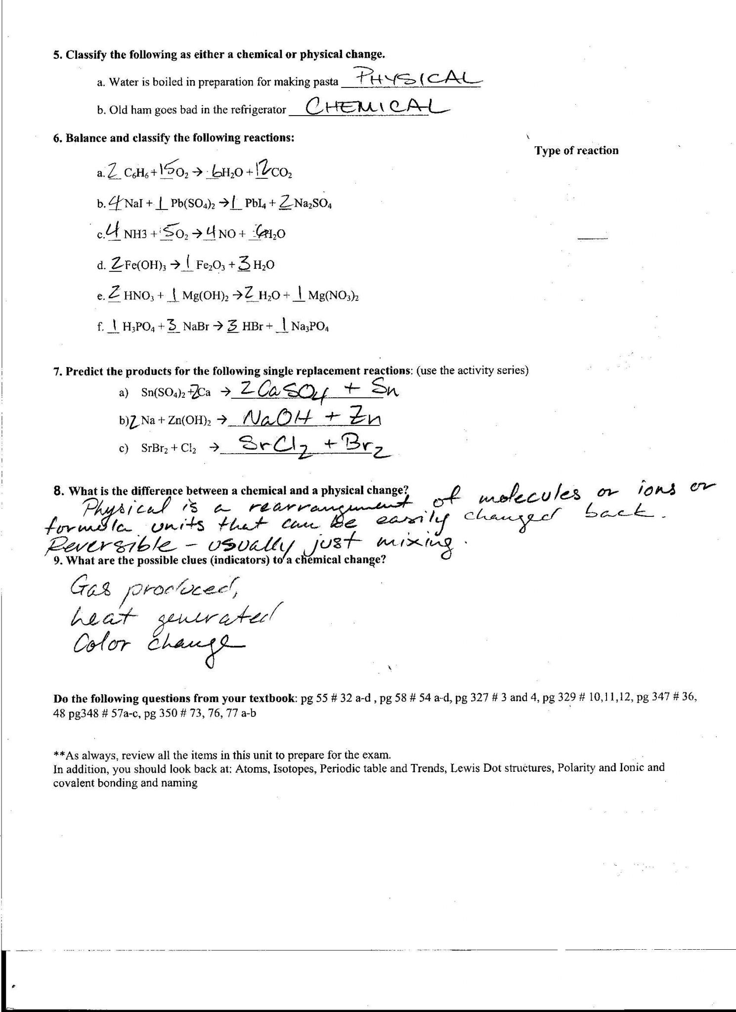 Chemistry Bonding Packet Worksheet 2 Reviewing Lewis Dot