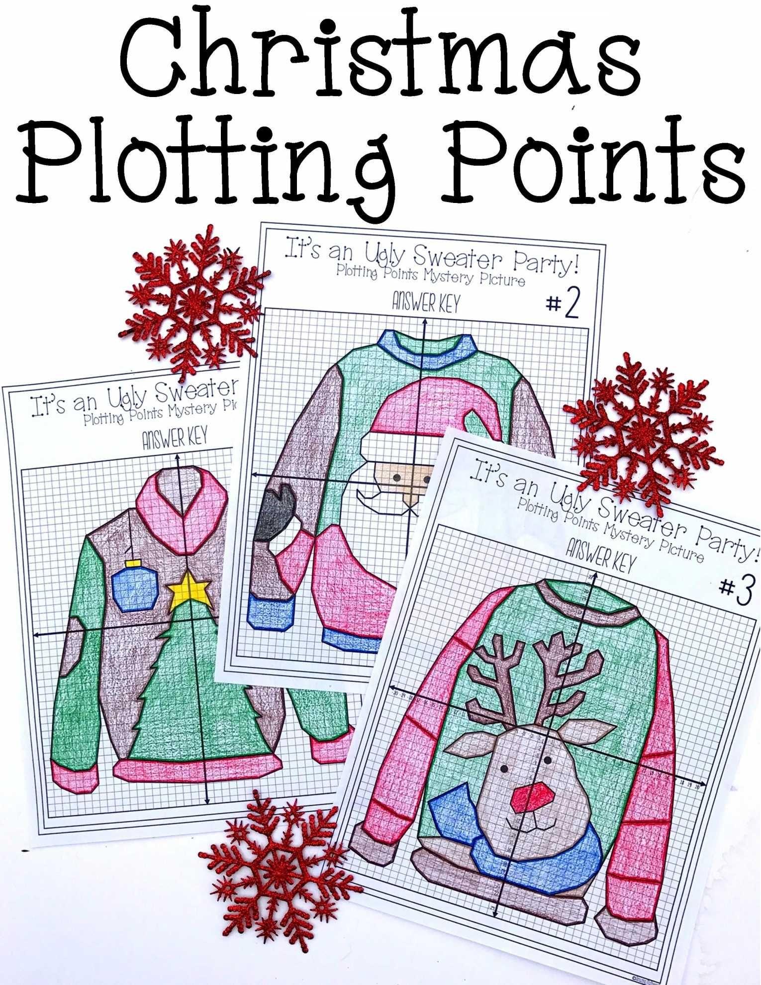 Christmas Activities Worksheets