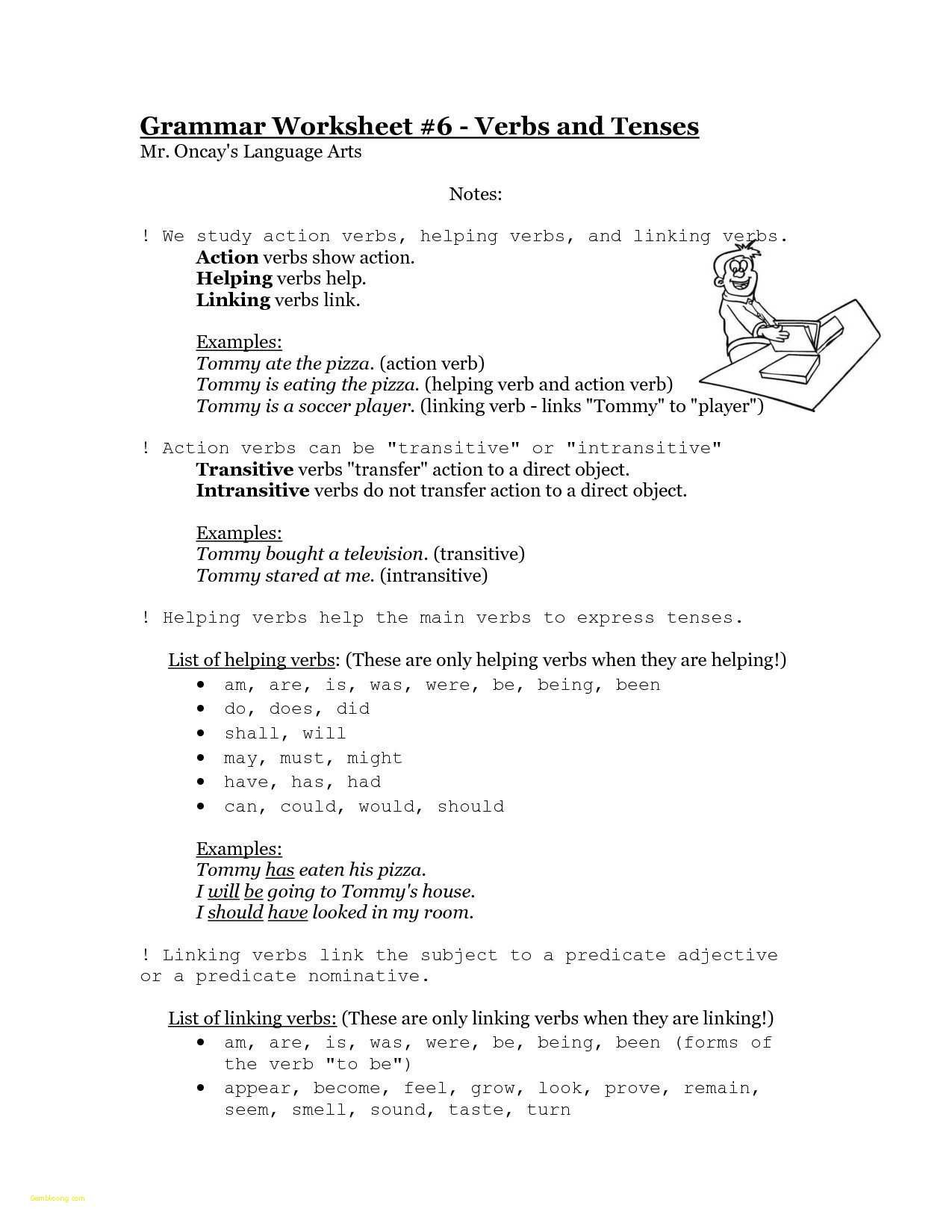 Transcription Worksheet Answers