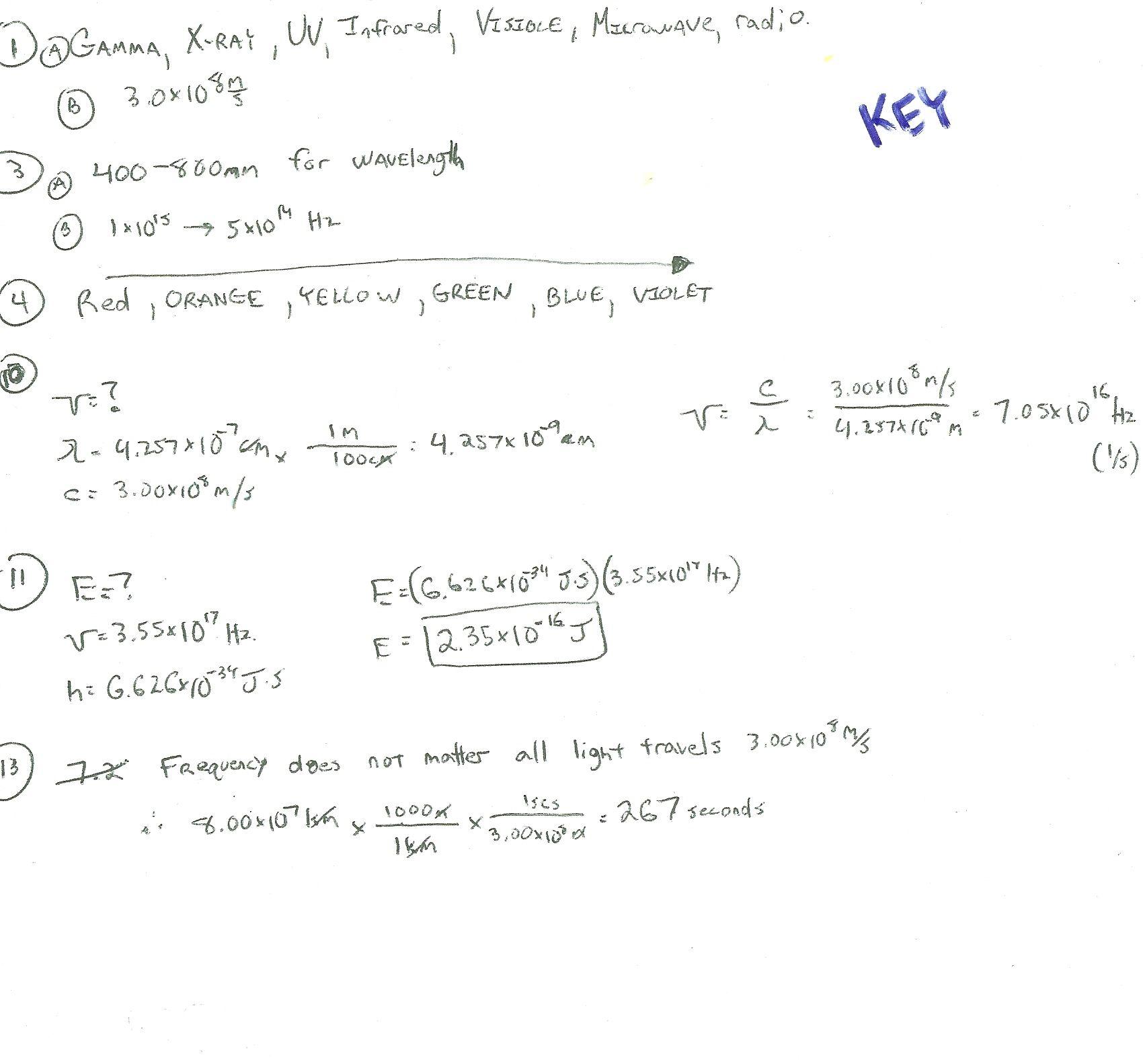 Electron Configuration Chem Worksheet 5 6 Answers