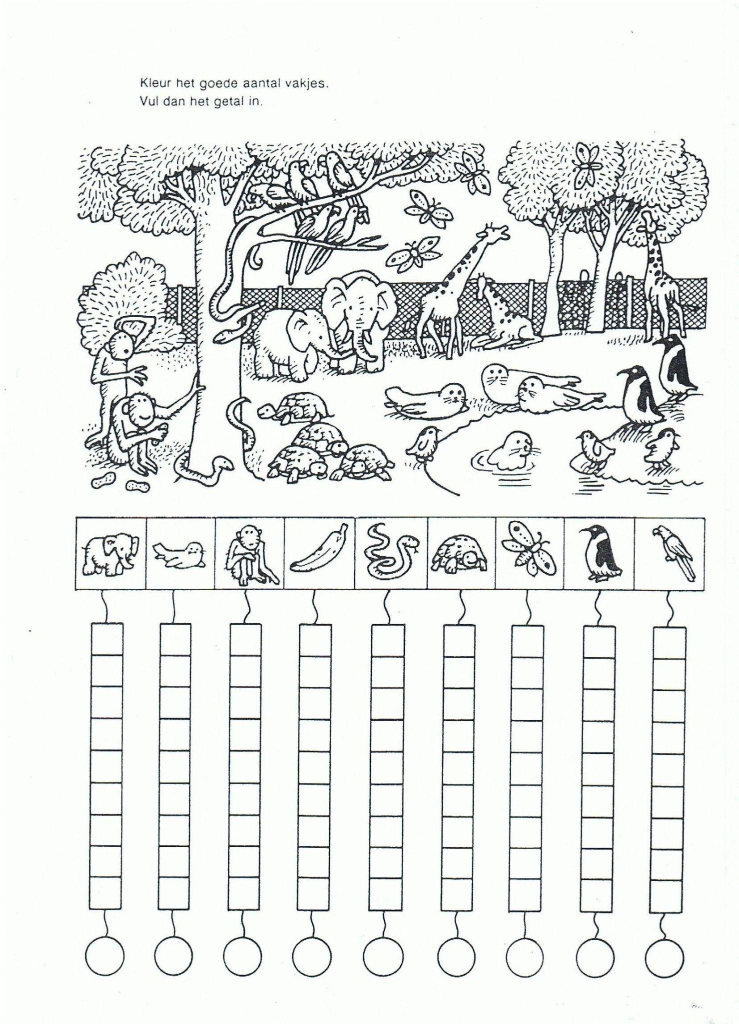 Executive Function Worksheets For Adults