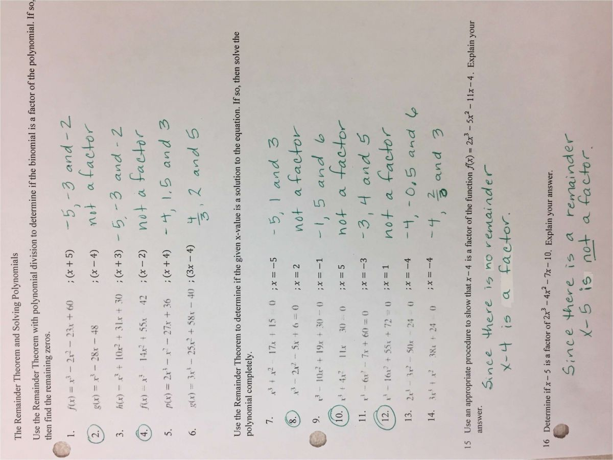 Factoring Distributive Property Worksheet