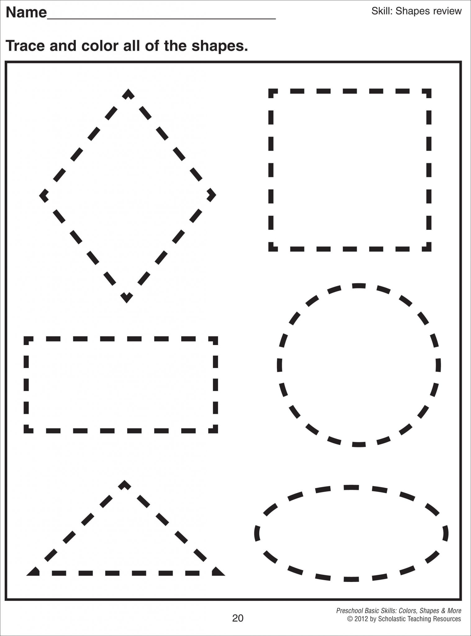 Four Seasons Kindergarten Worksheets