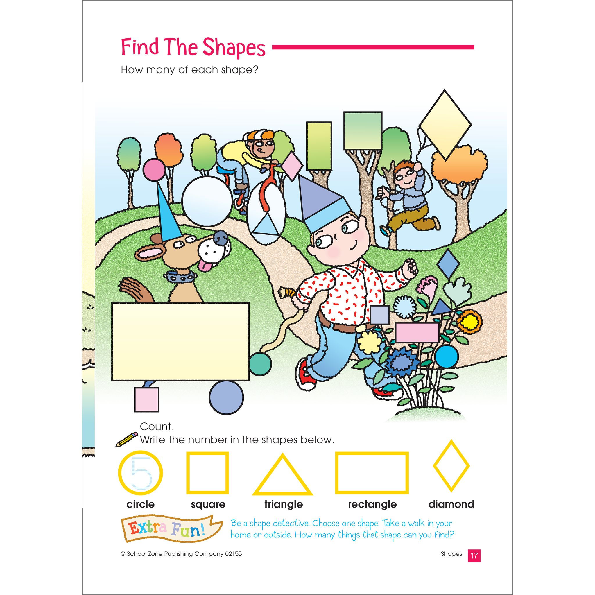 Four Seasons Kindergarten Worksheets