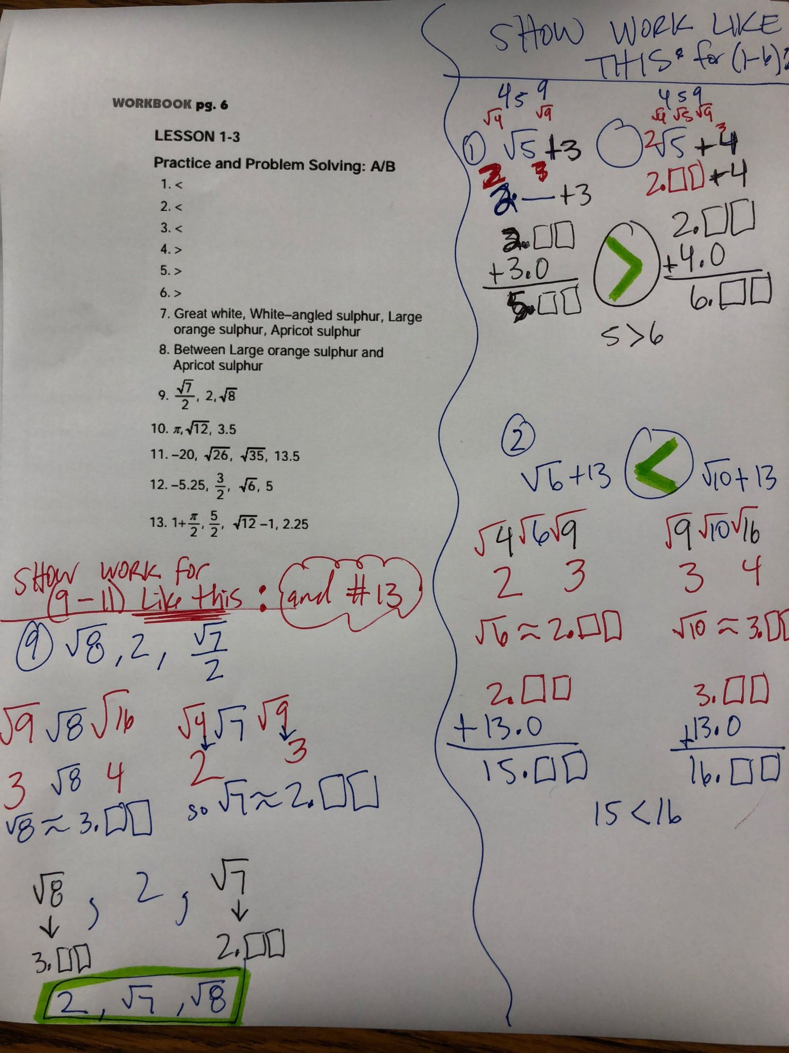 Geometry Transformations Worksheet Answers