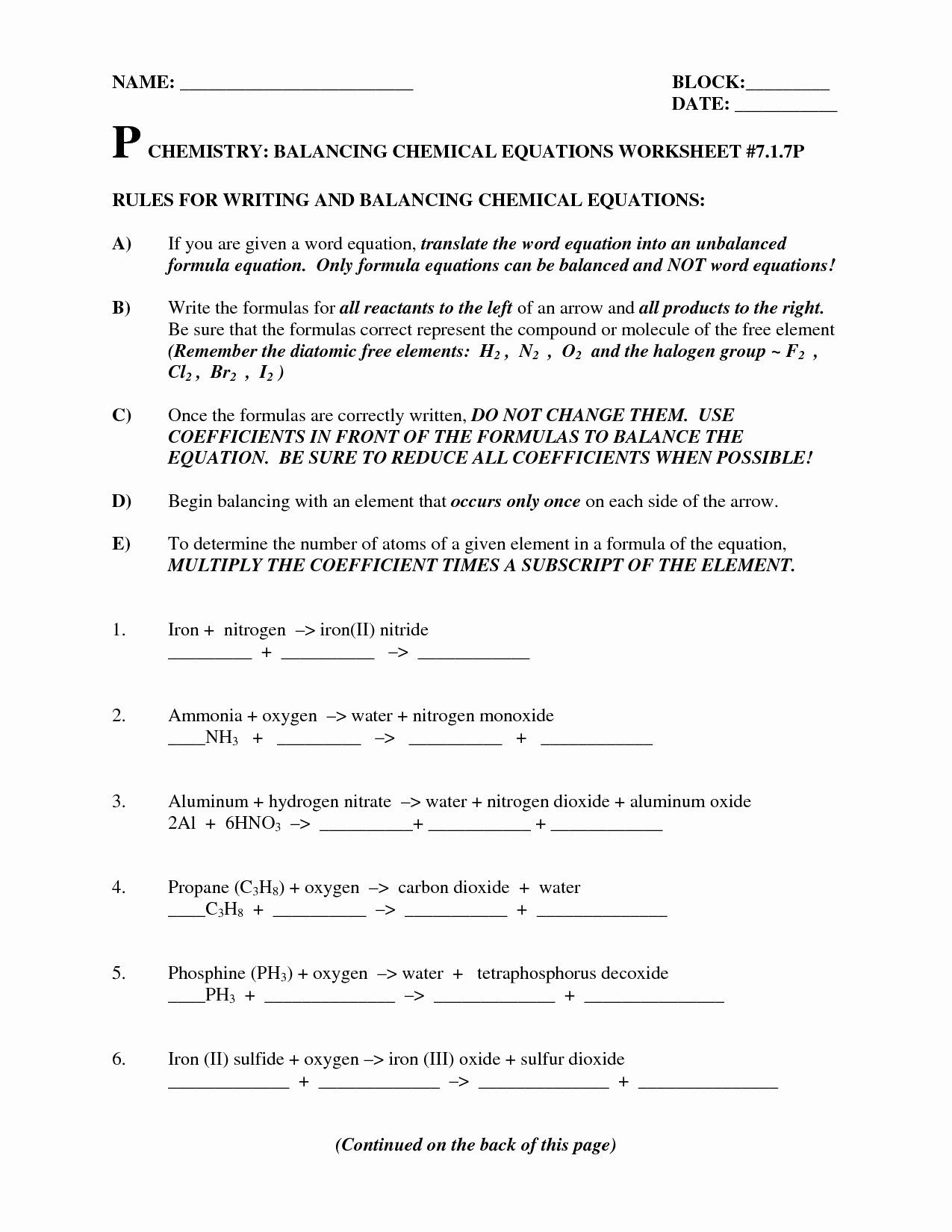 35 Skills Worksheet Chemistry Of Life Answer Key