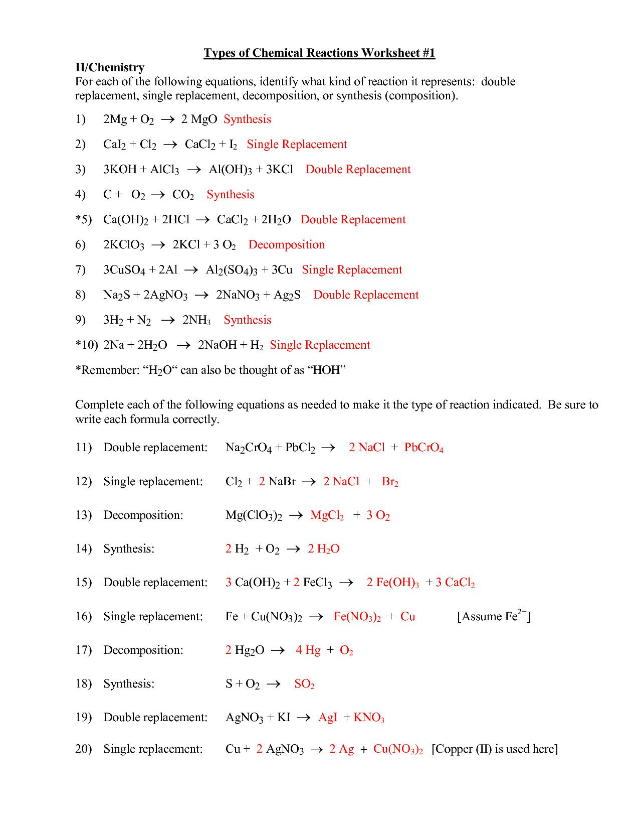 Half Life Data Worksheet Answer Key