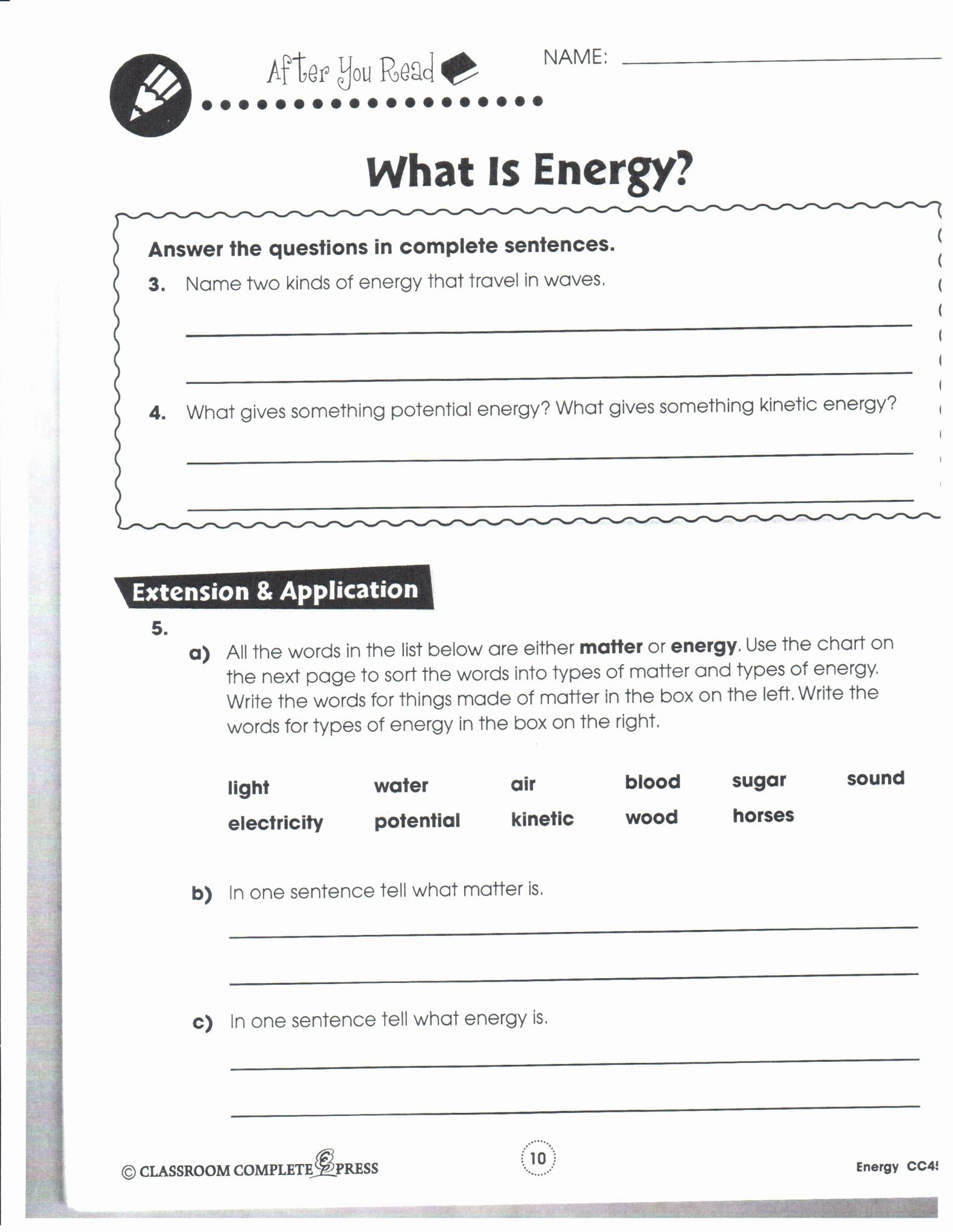 Ions Worksheet Answers