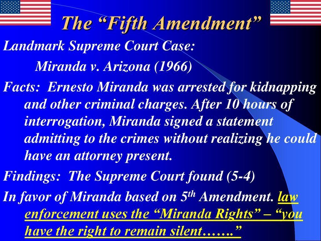 Landmark Supreme Court Cases Worksheet
