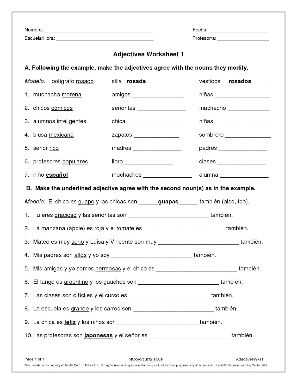 Literal Equations Worksheet 1 Answer Key