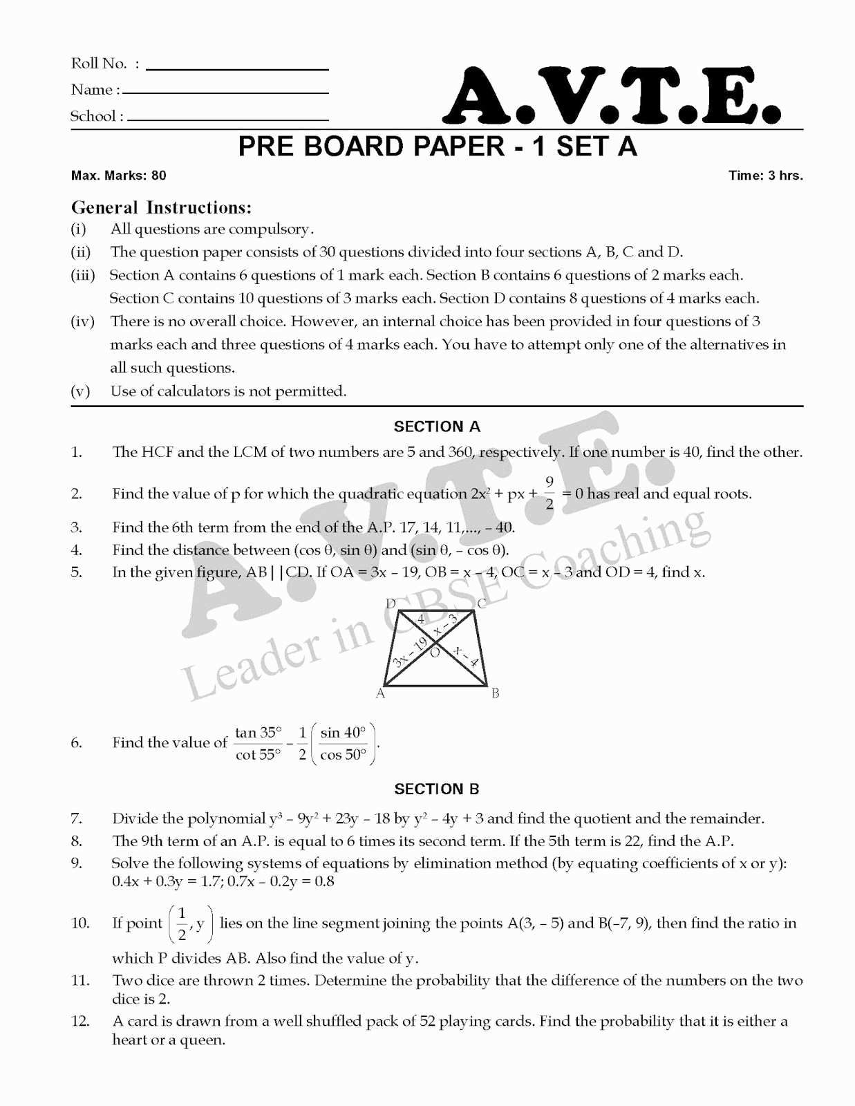 Logarithmic Equations Worksheet