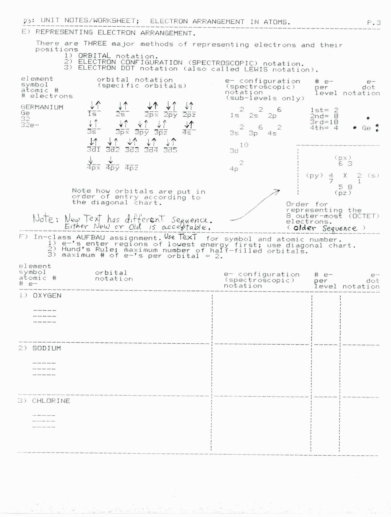 Macromolecules Worksheet Answers