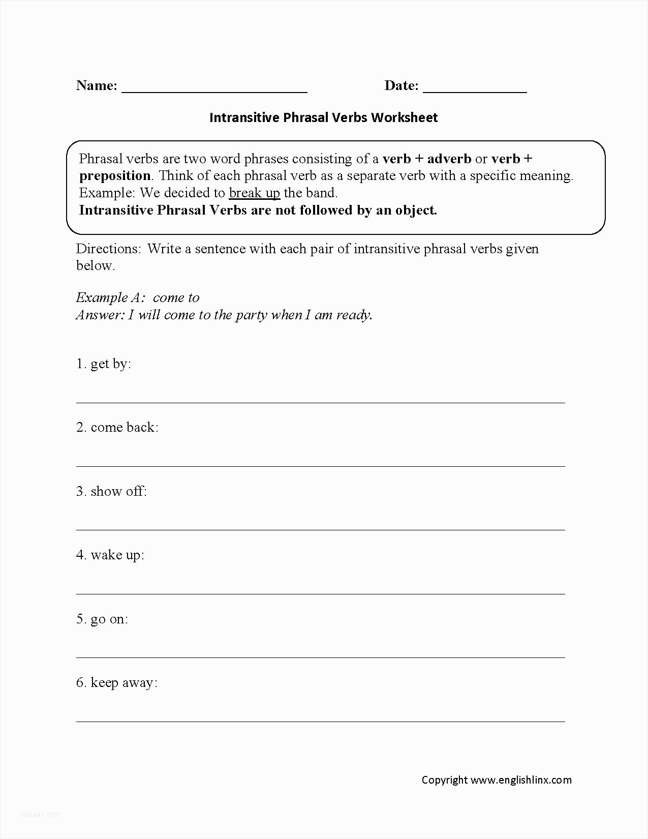 Mark Twain Media Worksheet Answers