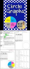 Need an engaging way to teach students to create circle graphs This lesson has the Circle Graphs Pinterest from Motion Graphs Worksheet