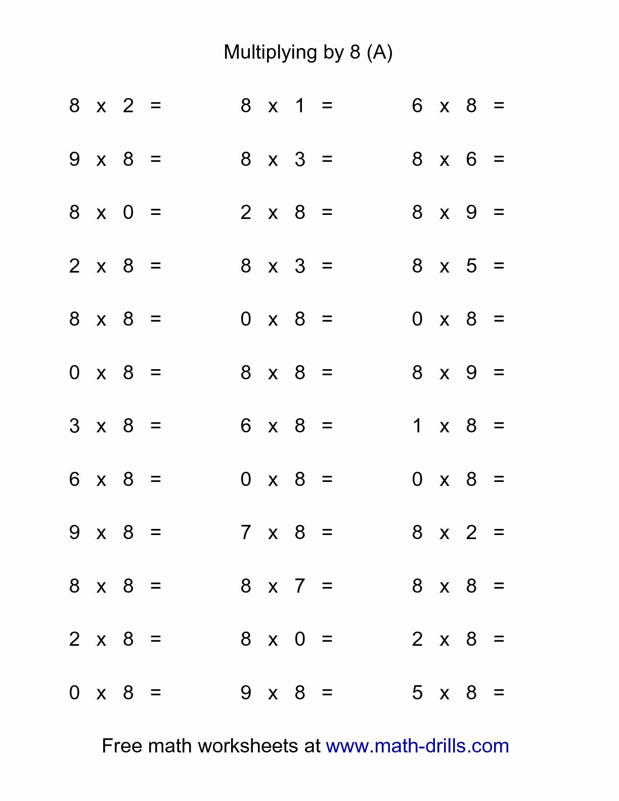 Multiplying And Dividing Decimals Worksheets