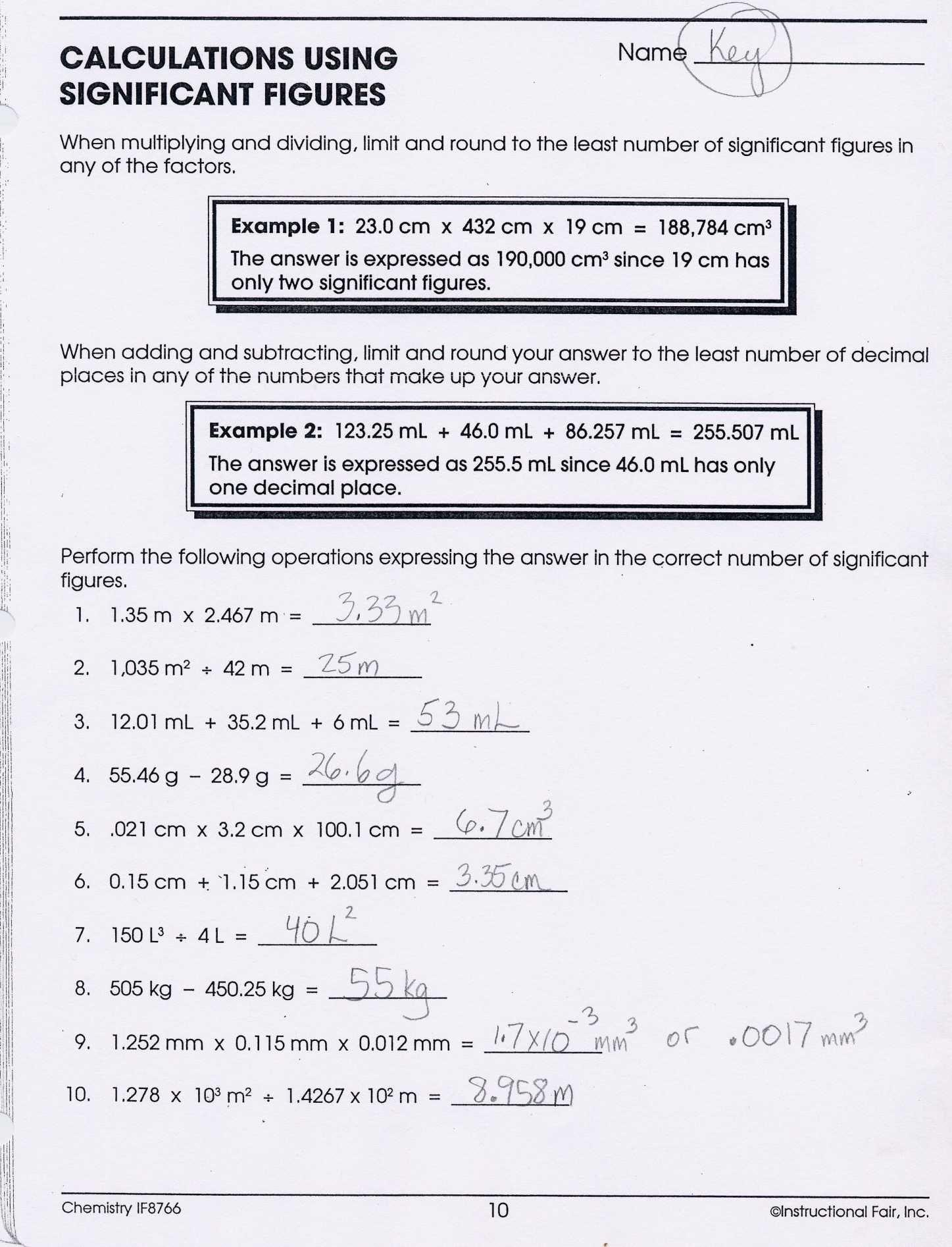 Multiplying And Dividing Decimals Worksheets