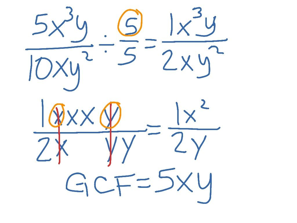 Multiplying Fractions With Cross Canceling Worksheet