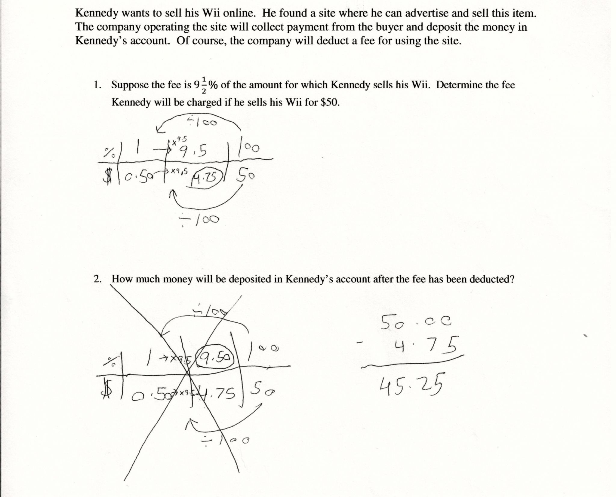 Percent Error Worksheet Answer Key