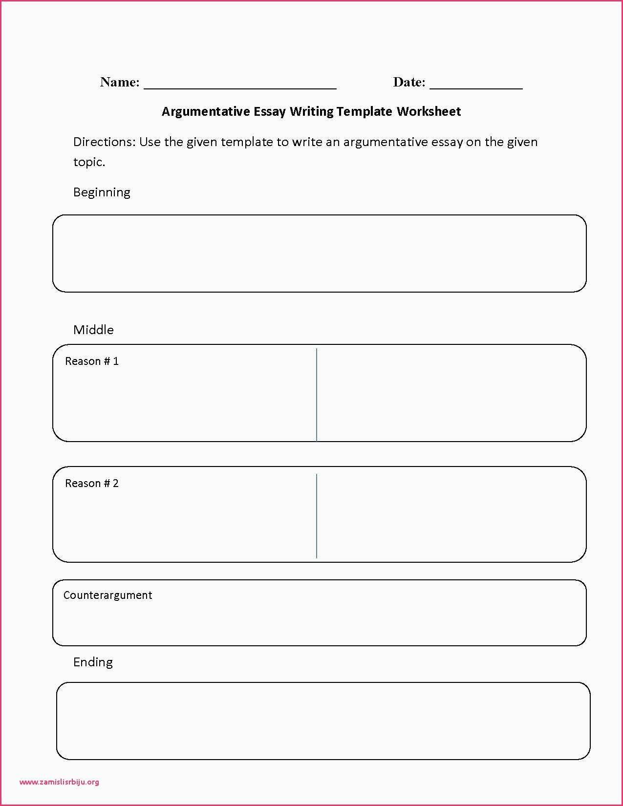 Persuasive Techniques Worksheets